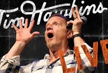 Tim Hawkins LIVE in Ft. Smith, AR
