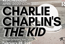 Fort Smith Symphony: Charlie Chaplin's The Kid