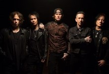 Buckcherry w/Blacktop Mojo