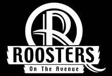 Roosters On The Avenue