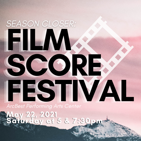 Fort Smith Symphony: Film Score Festival image