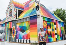 Universal Chapel by Okuda San Miguel