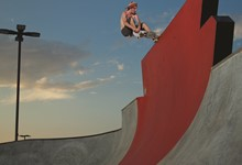 Riverfront Skate & Bike Park