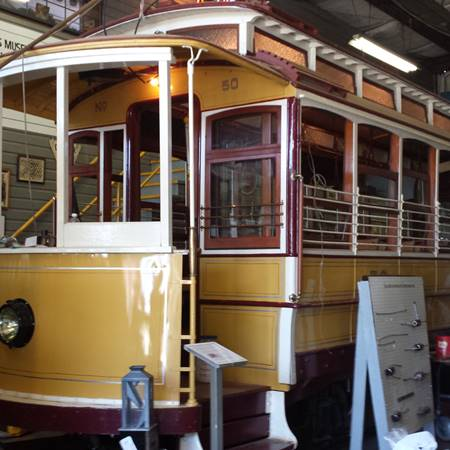 Fort Smith Trolley Museum image