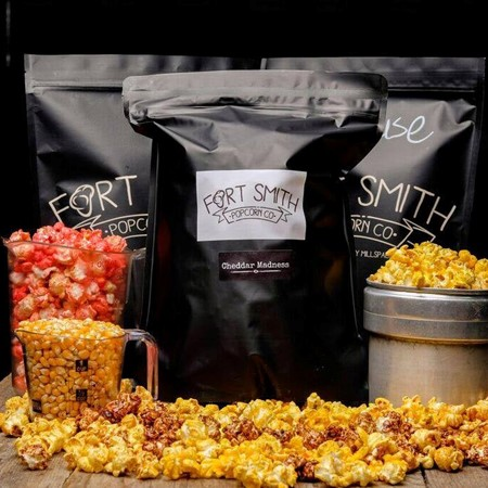 Fort Smith Popcorn Co. image