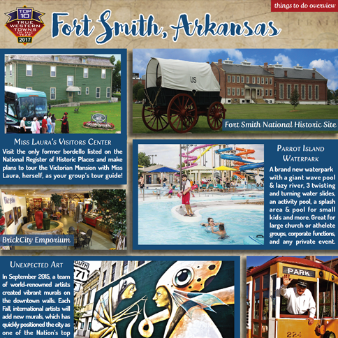 Fort Smith Things To Do Overview