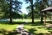 Tilles Park Disc Golf Course