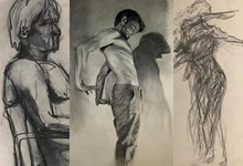 Figurative Space: Learning to Draw the Human Figure