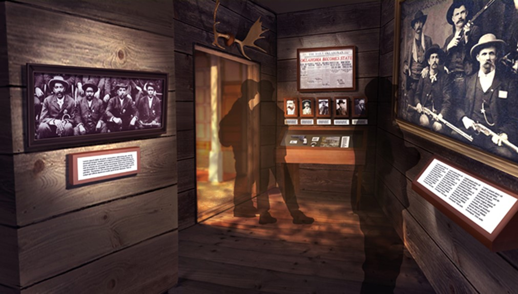 Exhibits | Frontier Marshals | The U.S. Marshals Museum