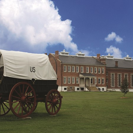 Fort Smith National Historic Site image