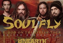 Soulfly: Blood on the Street Tour