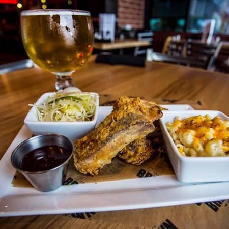 Dining Bricktown Brewery Experience Fort Smith Arkansas