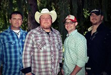 Jamie Wolfe and The Wranglers LIVE at Harry's