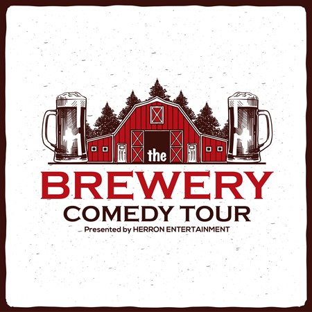 The Brewery Comedy Tour image