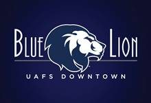 The Blue Lion at UAFS Downtown