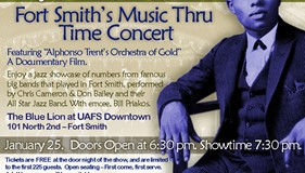 Fort Smith Music Thru Time Concert