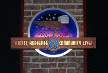 Artist, Audience & Community LIVE!