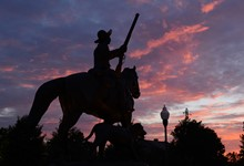Bass Reeves Monument