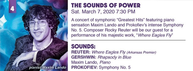Fort Smith Symphony Presents The Sounds of Power