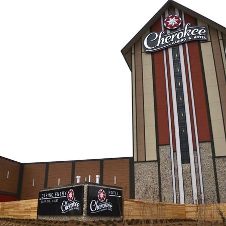 Cherokee casino roland ok